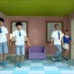 TOTO トイレ「きれい除菌水のおかげ」